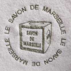 broderie savon de marseille