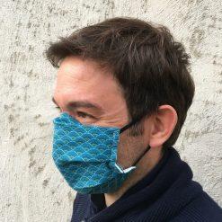 masque grand public méditerranée 10 lavages