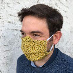 masque grand public plage 10 lavages