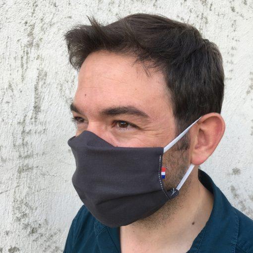 masque grand public uns1 marine 10 lavages